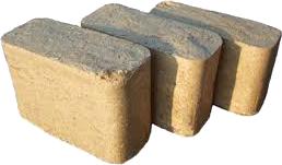 Dřevěná briketa <br />RUF